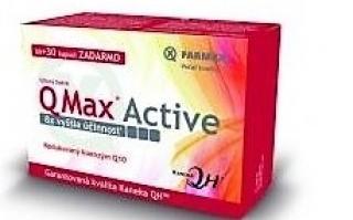 FARMAX Q Max Active cps 30 30 zadarmo