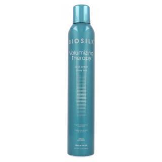 Farouk Systems Biosilk Volumizing Therapy 340 g lak na vlasy pre ženy silná fixácia dámské 340 g
