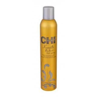 Farouk Systems CHI Keratin 284 g lak na vlasy pre ženy slabá fixácia dámské 284 g