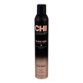 Farouk Systems CHI Luxury Black Seed Oil 340 g lak na vlasy pre ženy slabá fixácia dámské 340 g