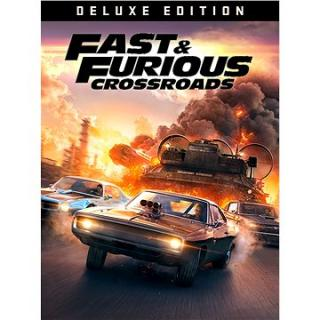 Fast and Furious Crossroads: Deluxe Edition - PC DIGITAL