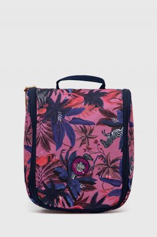 Femi Stories - Kozmetická taška Bristo dámské fialová ONE SIZE