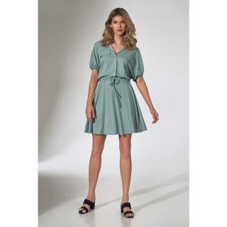 Figl Womans Dress M739 Mint dámské Green S