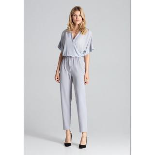 Figl Womans Jumpsuit M684 dámské Grey L