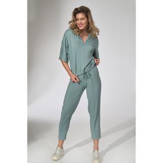 Figl Womans Pants M743 Mint dámské Green S