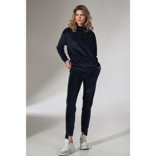 Figl Womans Pants M746 Navy Blue dámské S