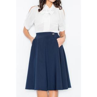 Figl Womans Skirt M317 Navy Blue dámské XL