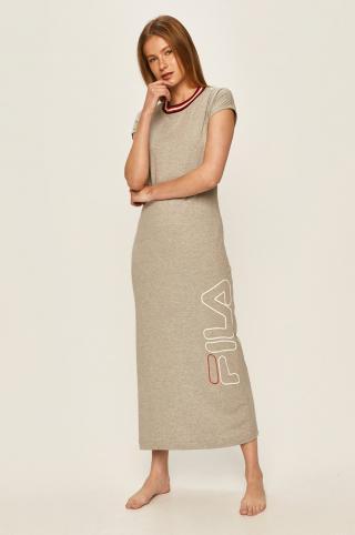 Fila - Nočná košeľa dámské sivá XS