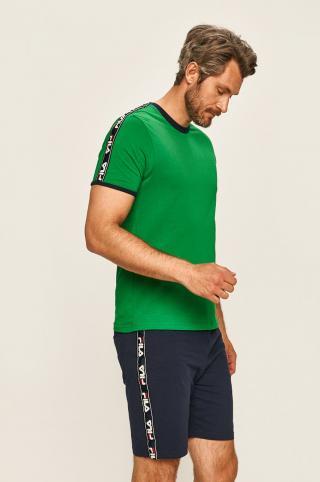 Fila - Pyžamo pánské zelená S