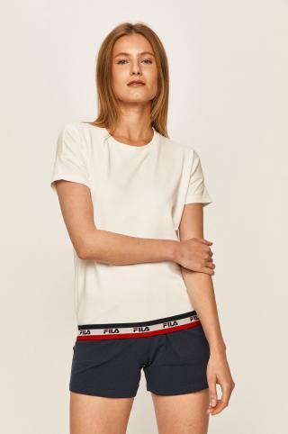 Fila - Pyžamové šortky dámské biela XS