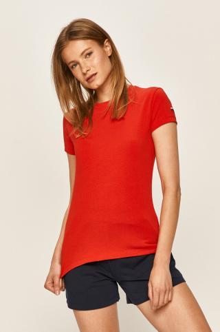 Fila - Pyžamové tričko dámské červená XS