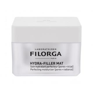 Filorga Hydra-Filler Mat 50 ml denný pleťový krém tester pre ženy na normálnu pleť; na všetky typy pleti; na dehydratovanu pleť; na rozjasnenie pleti dámské 50 ml