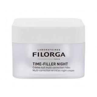 Filorga Time-Filler Night 50 ml nočný pleťový krém na veľmi suchú pleť; na unavenú pleť; na dehydratovanu pleť; proti vráskam dámské 50 ml