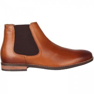 Firetrap Denby Boots Mens pánské Tan   Other 41