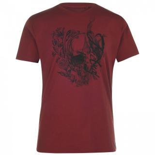 Firetrap Graphic T Shirt Mens pánské Other S