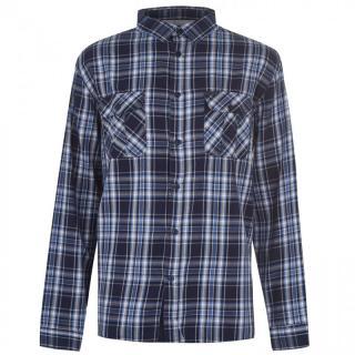 Firetrap Long Sleeve Twick Shirt pánské Other XL