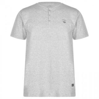 Firetrap Orbit T-Shirt Mens pánské Other S