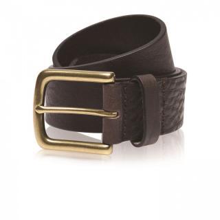 Firetrap Premium Leather Belt Mens pánské Other S