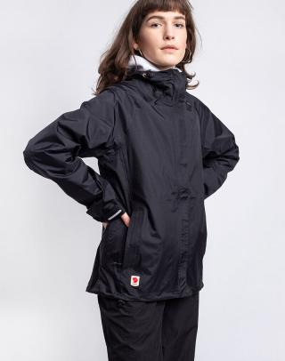 Fjällräven High Coast Hydratic Jacket W 550 Black M dámské Čierna M