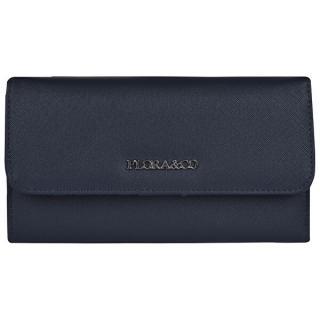 FLORA & CO Dámska peňaženka K1218 Blue dámské modrá
