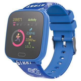 Forever Chytré hodinky Forever IGO JW-100 - Blue - SLEVA modrá
