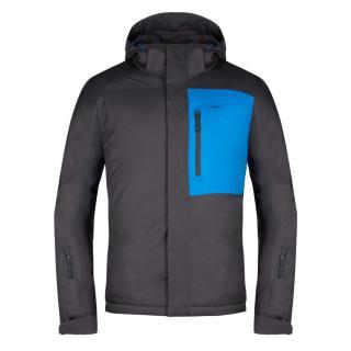 FOSLEY mens ski jacket gray Grey XXL