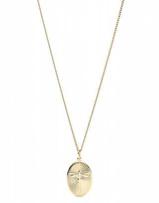 Fossil Dámsky náhrdelník vážka JF03244710