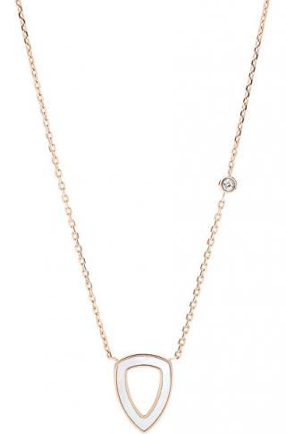 Fossil Elegantný dámsky náhrdelník JF03067791