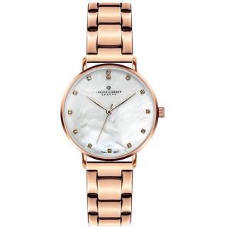 Frederic Graff Batura Star Rose Gold Watch FBN-4418 dámské ružové zlato