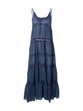 Free People Letné šaty  námornícka modrá / svetlomodrá dámské 36