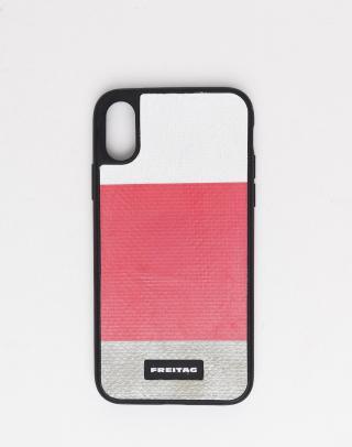 FREITAG F343 Case for iPhone XS/X Červená