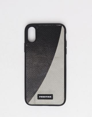 FREITAG F343 Case for iPhone XS/X Čierna