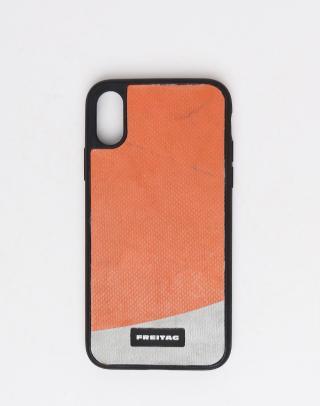 FREITAG F343 Case for iPhone XS/X Oranžová