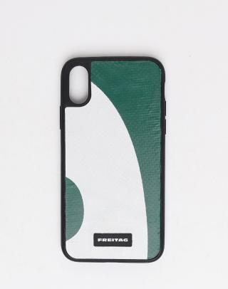 FREITAG F343 Case for iPhone XS/X Zelená
