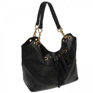 Full Circle Chain Strap Bag Black | Other One size