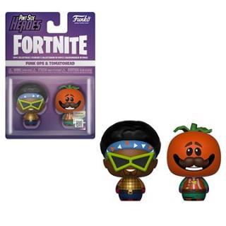 Funko POP!: Fortnite – Pop! Pint Sized! Vinyl Funkops & Tomatohead