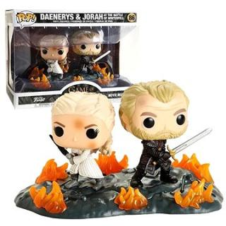 Funko POP!: Game Of Thrones – Pop Vinyl S11 movie moment Daenerys & Jorah B2B w/