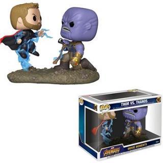 Funko POP Movies Moments: Marvel – Thor vs Thanos