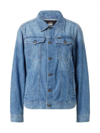G-Star RAW Prechodná bunda 3301  modrá denim dámské S
