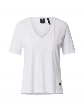 G-Star RAW Tričko  biela dámské XS