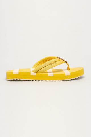 Gant - Žabky Lemonbeach dámské žltá 36