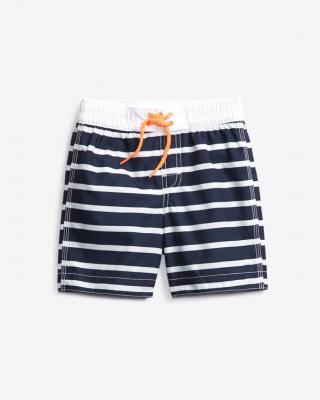 GAP BRTN Stripes Plavky detské Modrá pánské 3 roky