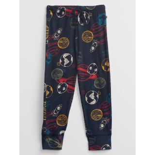 GAP Childrens sweatpants pull-on print hinge pánské Other 12-18M