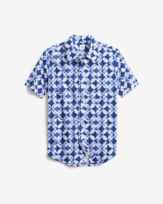 GAP Košeľa  detská Modrá pánské S