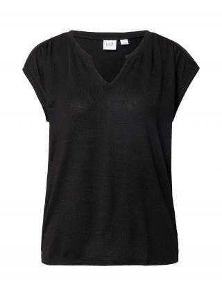 GAP Tričko  čierna dámské XS