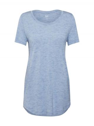 GAP Tričko  modrá dámské M