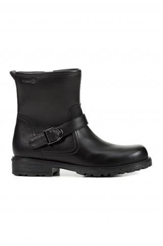 Geox - Členkové topánky čierna 36