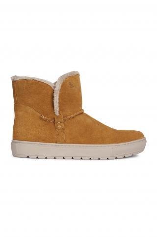 Geox - Členkové topánky dámské hnedá 40