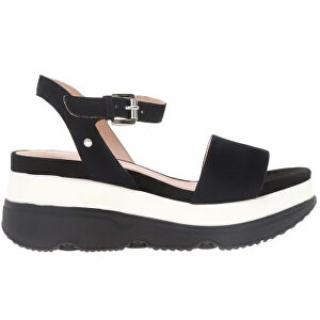 GEOX Dámske sandále D Garden ia Black D02HBC-00021-C9999 39 dámské