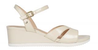 GEOX Dámske sandále D Ischia Sand D02GTC-00067-C5004 40 dámské